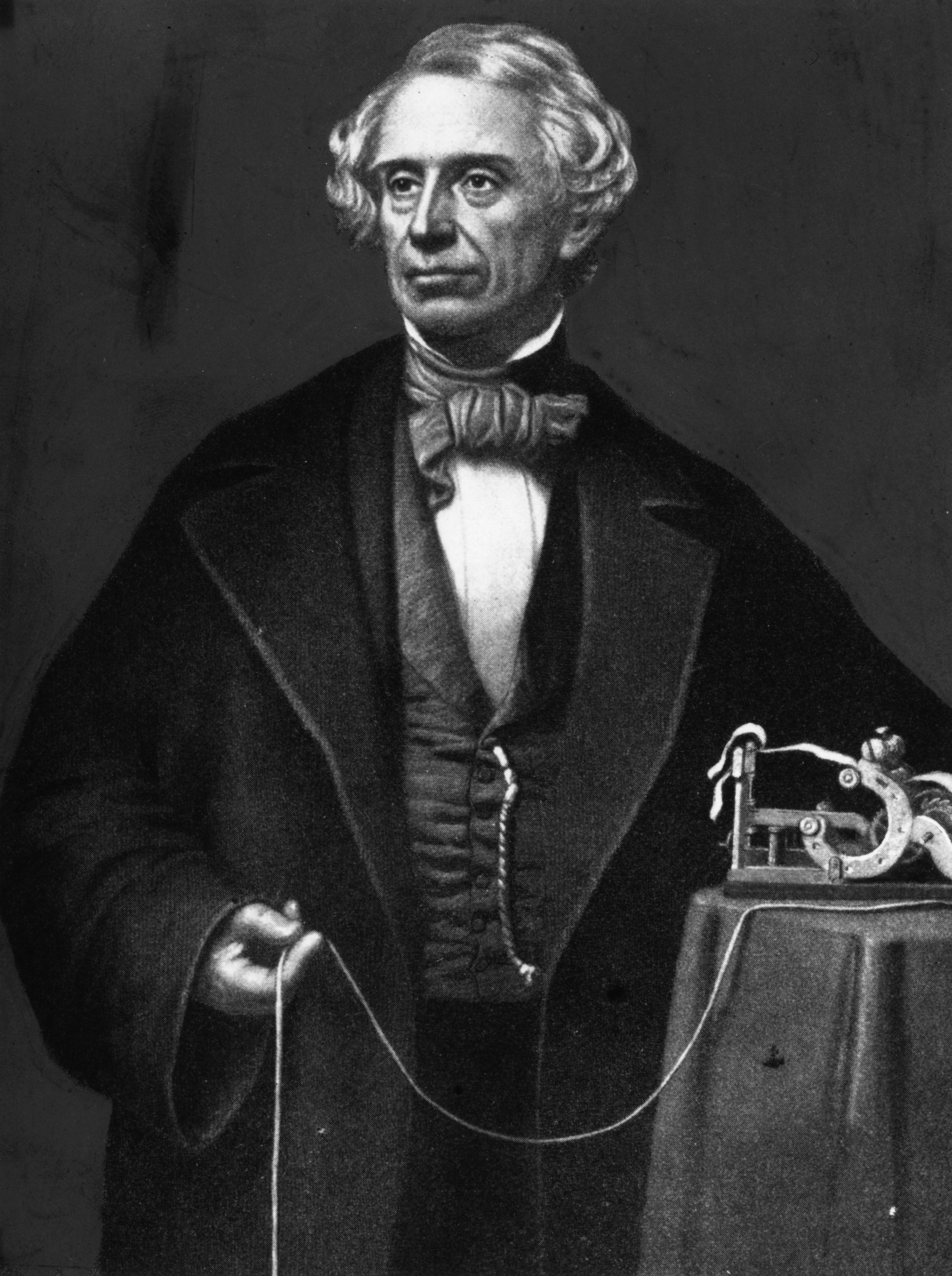 the invention and significance of samuel morses telegraph Starting as a painter, samuel morse went on to do inventions his famous invention was that of the telegraph and he had helped commercialize it his life is a source.